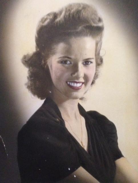 Dorothy Mae Brunk