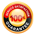 Service Satisfaction Guarantee